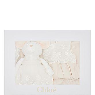 Three-Piece Mouse Dress Gift Set