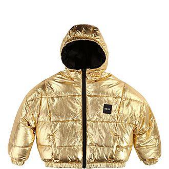 Short Puffa Jacket