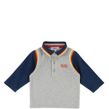 Long Sleeve Polo Shirt Baby