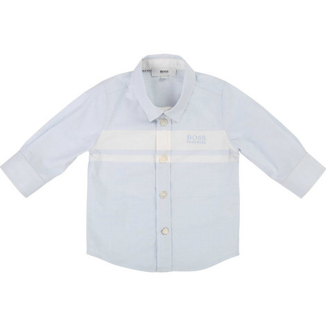 Stripe Detail Shirt Baby, ${color}