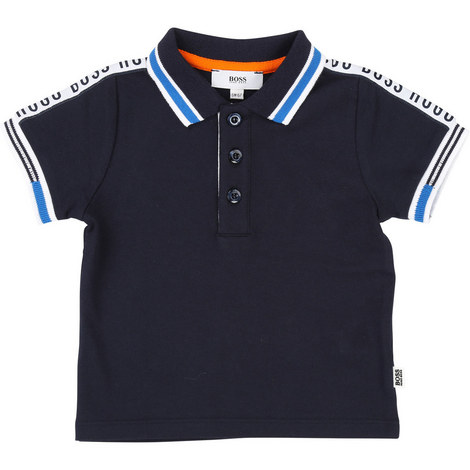 Trim Polo T-Shirt Baby, ${color}