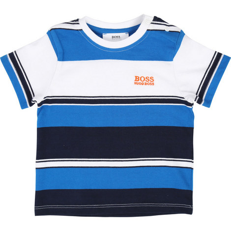 Striped T-Shirt Baby, ${color}