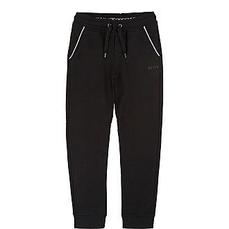 Cuff End Track Pants