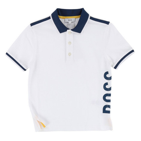 Logo Polo T-Shirt, ${color}