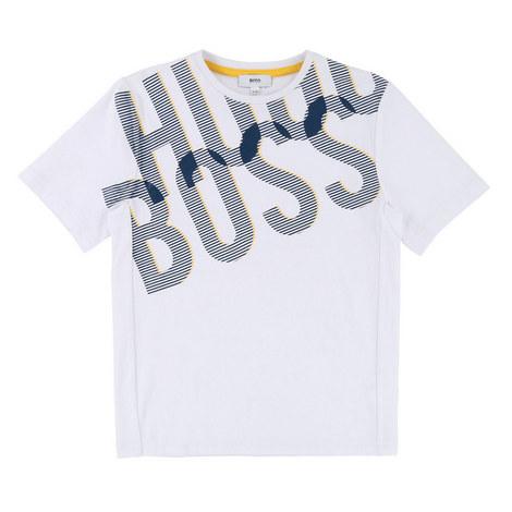 Stripe Logo T-Shirt, ${color}
