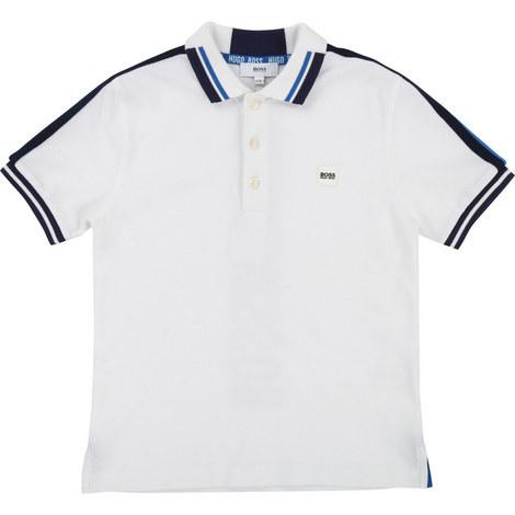 Contrast Trim T-Shirt, ${color}