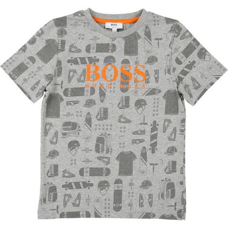 Skate Print T-Shirt, ${color}