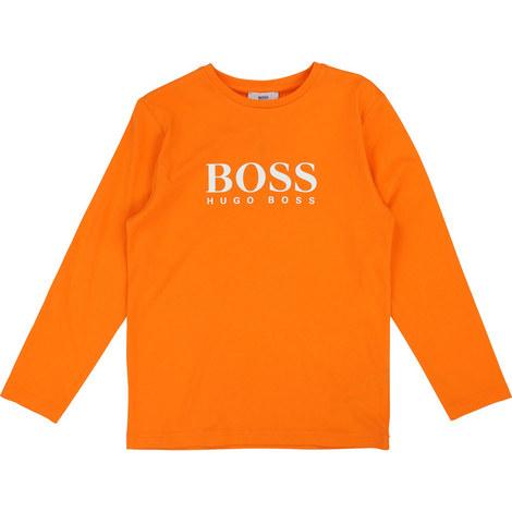 Long Sleeve Boss T-Shirt, ${color}