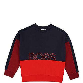 Block Logo Sweater