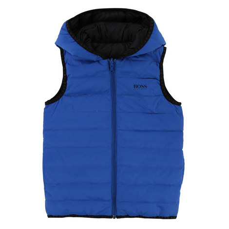 Reversible Gilet Toddler, ${color}