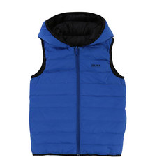Reversible Gilet Toddler