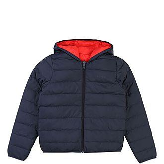 Reverse Puffa Jacket