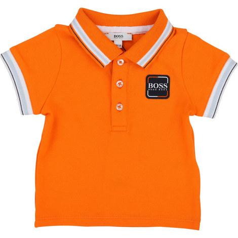 Short Sleeve Polo Shirt Baby, ${color}