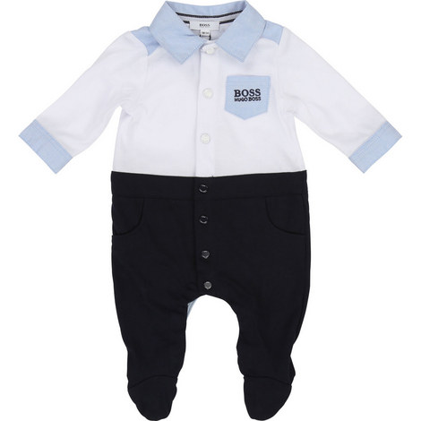 Collar Romper Baby, ${color}