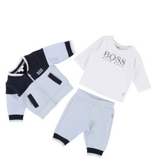 3-Piece Tracksuit Baby