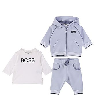 Three-Piece Tracksuit Set