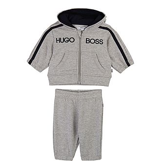 Two- Piece Tracksuit Set