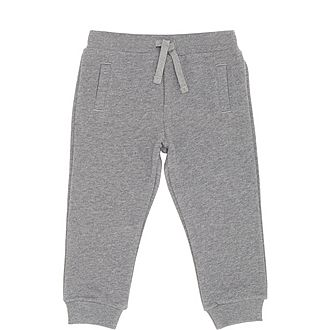 Plaque Logo Sweatpants