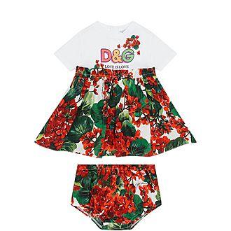 Babies Floral Dress