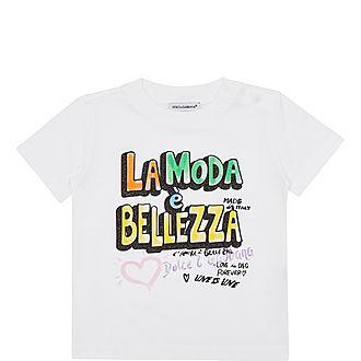 La Moda Print T-Shirt