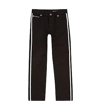 Crown Skinny Jeans