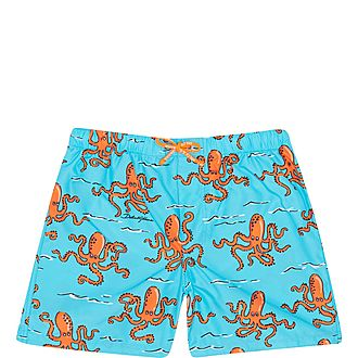 Octopus Swimming Shorts