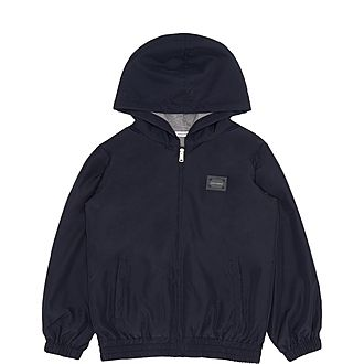 Plaque Logo Jacket