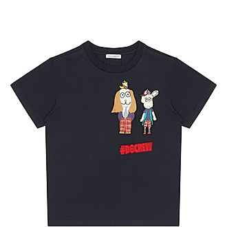 Boys Animal Tree T-Shirt
