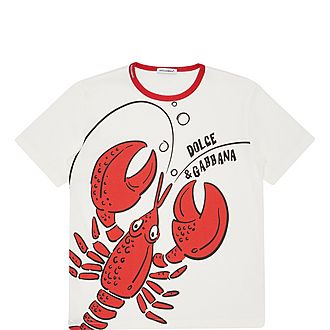 Lobster Logo T-Shirt