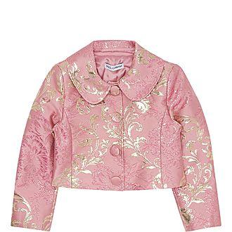 Jacquard Filigree Jacket