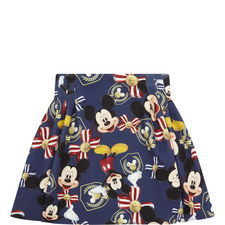 Mickey Mouse Skater Skirt