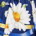 Daisy Print Skirt, ${color}