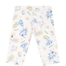 Cinderella Print Leggings