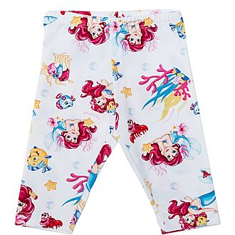 Little Mermaid Leggings Baby