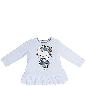 Leopard Hello Kitty Dress