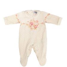Floral Rompersuit Baby