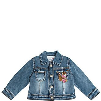 Bambi Denim Jacket