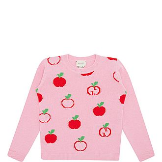 Apple GG Wool Sweater
