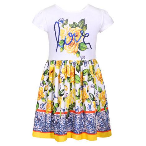 Floral Love Dress, ${color}