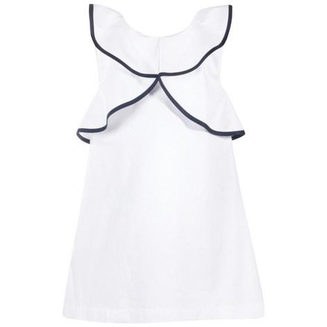 Navy Trim Dress, ${color}