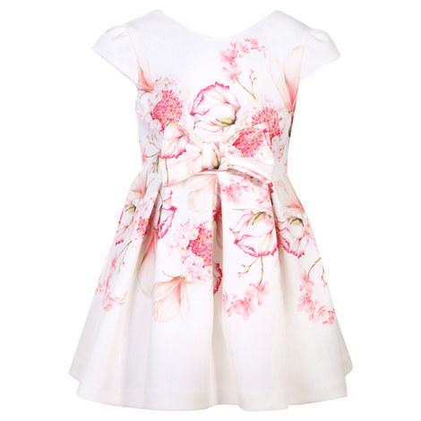 Botanical Print Dress, ${color}