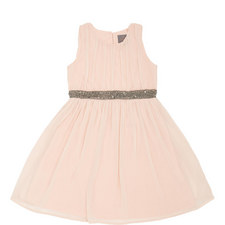 Sleeveless Occasion Dress