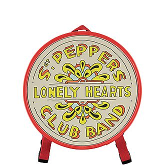 Beatles Drum Backpack