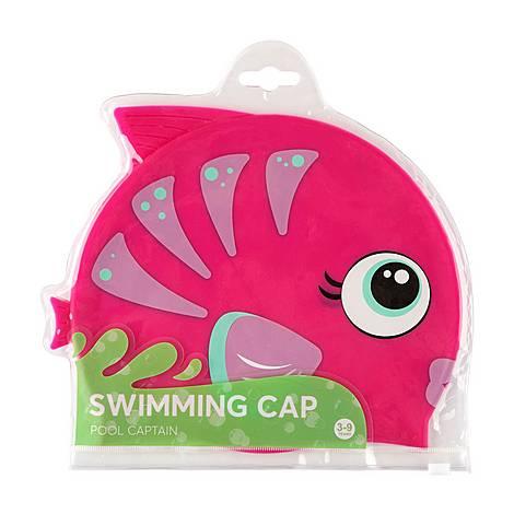 Fishy Swim Cap, ${color}