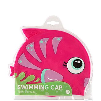 Fishy Swim Cap