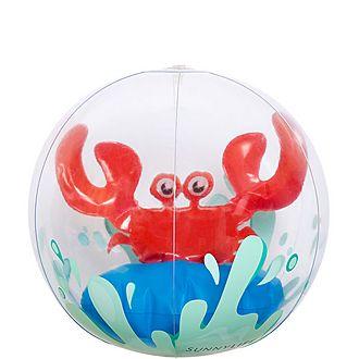 Crab Beach Ball