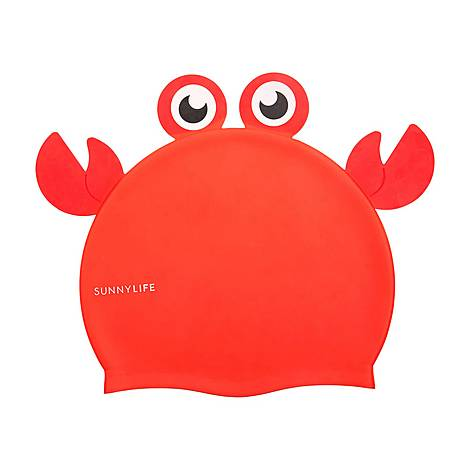 Crabby Swim Cap, ${color}