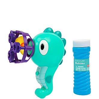 Seahorse Bubbles Toy