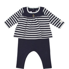 Two-Piece Striped Set Baby