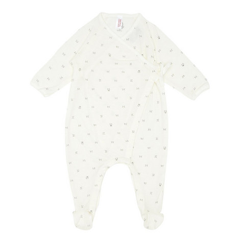 Printed Rompersuit Baby, ${color}